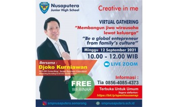 Be a global entepreneur from familys culture